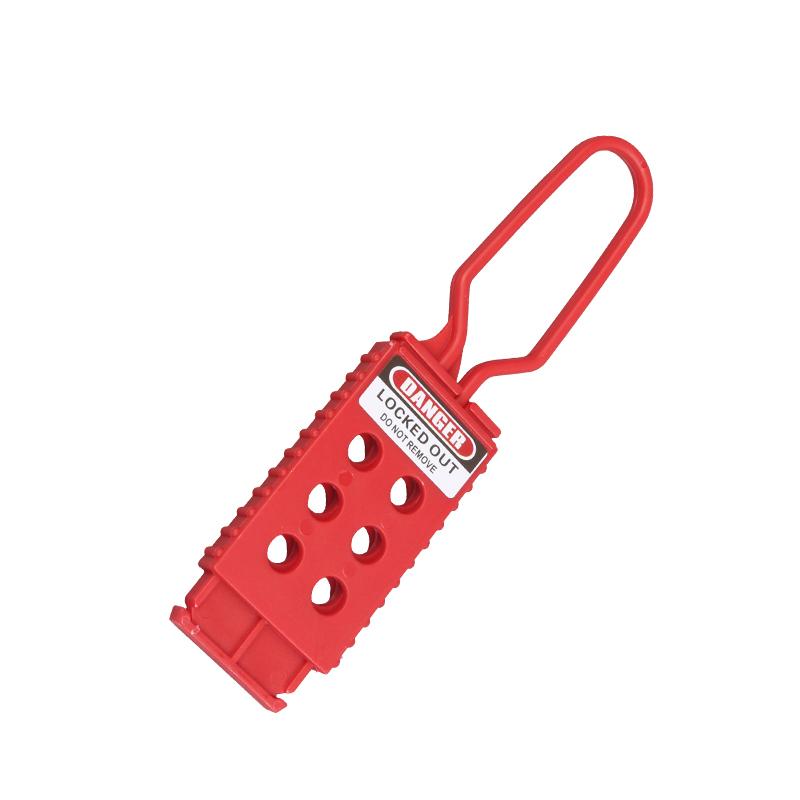尼龙锁梁搭扣锁具