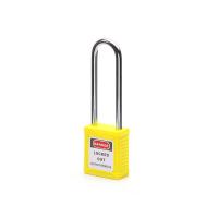 钢制长梁安全挂锁-黄