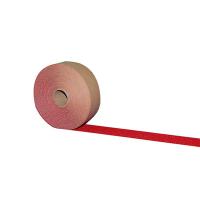 防滑警示胶带-PET60目防滑胶带红色