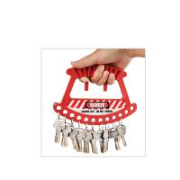 11位钥匙及锁具挂架