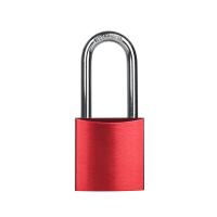 铝质安全挂锁-红