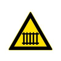 铁路道口标志