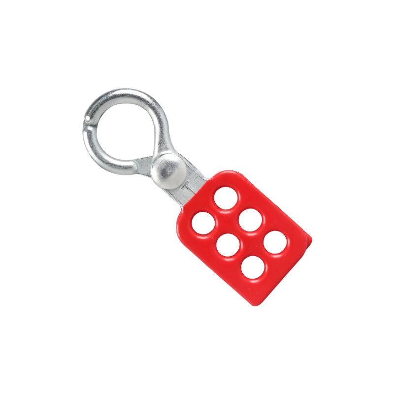 """小款铝质搭扣锁具-直径1""""钩扣"""