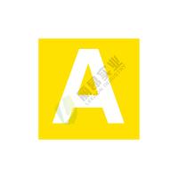 电力安全标识: A