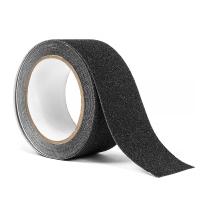 防滑警示胶带-PET60目防滑胶带黑色