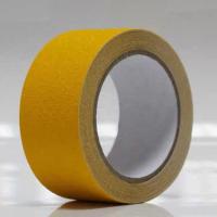 防滑警示胶带-PET60目防滑胶带黄色