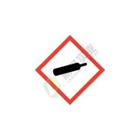 全球统一化学品标识-GHS象形图: 气体