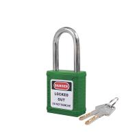 钢制锁梁安全挂锁-绿