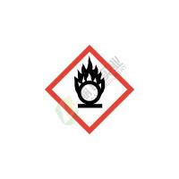 全球统一化学品标识-GHS象形图: 氧化火焰